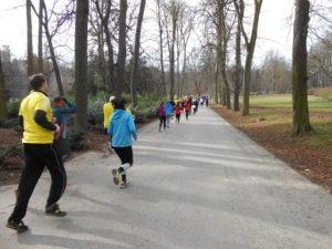 Valentýnský běh a naše Ajinka 134
