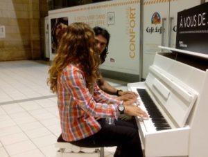 chiti klavír
