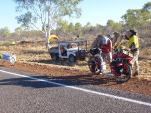 fred road austrália